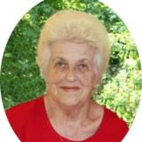 Patsy Ann Kegley