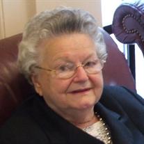 Mrs. Irene Radziminski Pula