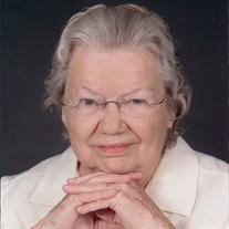 Wilma Gael Evans