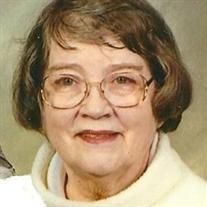 Evelyn Wood Bernard