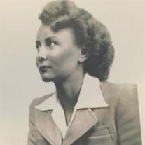 Elizabeth Anna  Bullock