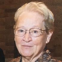 Dorothy  Joan  Van Klaveren