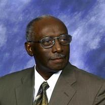 Rev.  William  A. Johnson Sr.