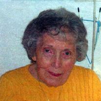 Clara S. Behr
