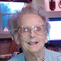 Mrs. Evelyn Halvorson
