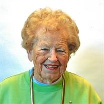 Lottie Criminger West