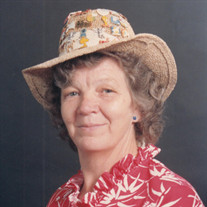 Mary Frances Lower