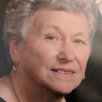 Lucille Eileen Mansfield