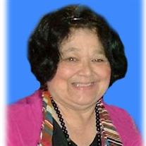 Carol Jean Deichmann (nee Garcia)