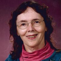 Jane Frances (Ferguson) Paddock