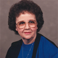 Mary Frances Woodard Witherow