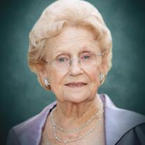Mrs. Elizabeth Sosebee Wells