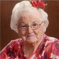 Mrs. Frances Irene Shiffer