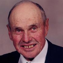 Benedict Vincent Kientzy