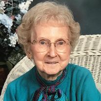 Betty Irene Roehm