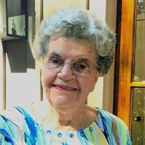 Mrs. Betty Ellis Martin