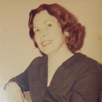 Wanda Pauline Vaughan