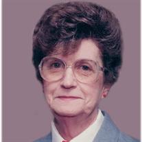 Doris M. Thole