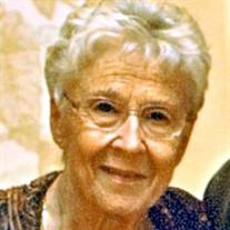 Frances Hartung-Faber