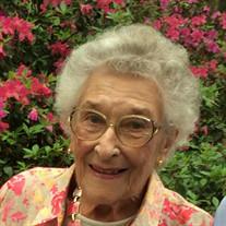 """Margaret  Ann """"Mollie"""" Ross"""