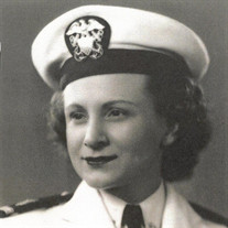 Cdr. Margaret  Rose Ruppert