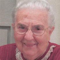 Violet Kreider Buckwalter