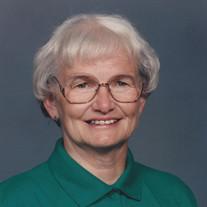 """Margaret L. """"Peg"""" Zoellner"""