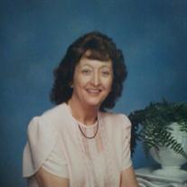 Mrs. Tevis Marie Calton Barnes