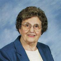 Agnes M. Baumann
