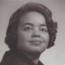 Odessa Mae Livingston