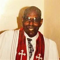 Rev.  Nathaniel Womack Sr.