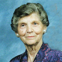 Mrs. Evelyn Chaffin Brown
