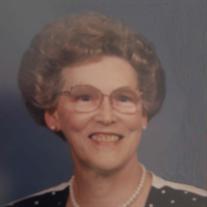 Flossie Jean Merrill