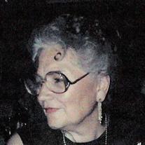 Mary Foster Sauter