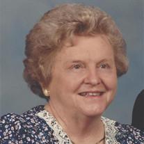 Betty Willis Satterfield