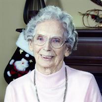 Mrs. Lillian Crevier