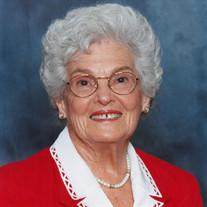 Mrs. Faye C. Schmidt