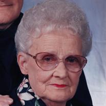 Nellie Louise Zahn