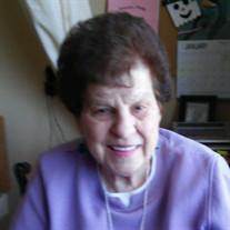 Mrs. Patricia Anne Peach