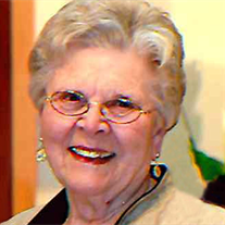 Betty Lou (Glass) Okuly
