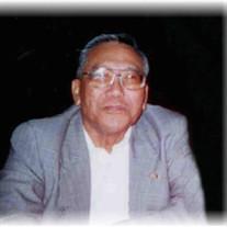 Mr. Francisco Tenorio Camacho