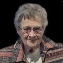 Winifred M. Peterson
