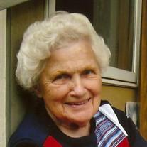 Elizabeth Jane Irvin