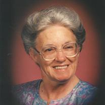 Bobbie Maxine Warren