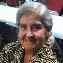 Betty Ann Trahan Fontenot