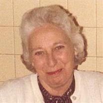 "Mrs Thelma ""Aunt Tootsie"" Furtado Craven"