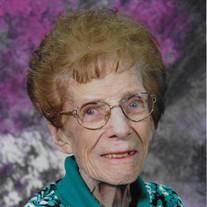 Blanche Evelyn Dawidowicz