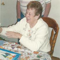 Mrs Mary Christine Williams