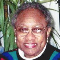 Mrs. Cora Comeaux Jones