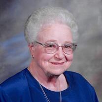 Violet Mae Anderson